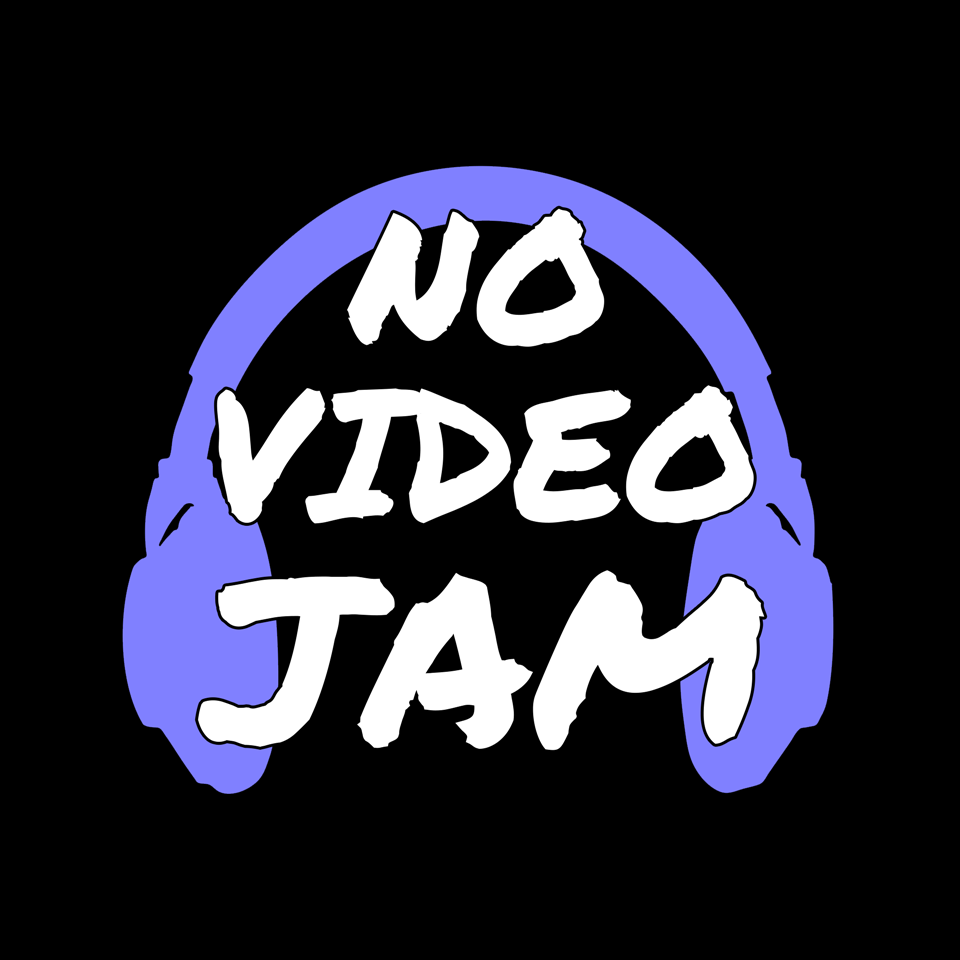 No Video Jam logo
